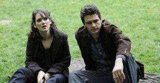 Winona Ryder e James Franco in una scena di The Letter
