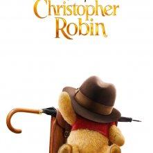 Christopher Robin: il poster del film