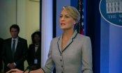 House of Cards 6: dopo l'addio a Kevin Spacey, Robin Wright al comando nel primo teaser