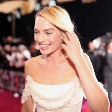 Margot Robbie sul red carpet degli Oscar 2018