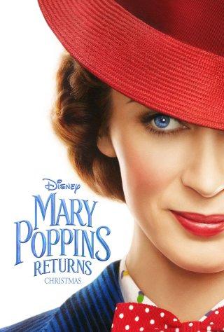 Locandina di Mary Poppins Returns