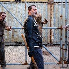 The Walking Dead: Jeffrey Dean Morgan in Dead or Alive or