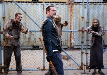 The Walking Dead: Jeffrey Dean Morgan in Dead or Alive or