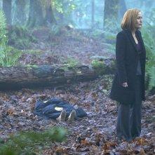 X-Files: Gillian Anderson nell'episodio Familiar