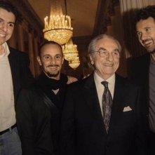 Gualtiero Marchesi – The Great Italian: Marchesi e Cracco in un momento del documentario