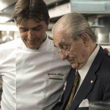 Gualtiero Marchesi – The Great Italian: Marchesi in un momento del documentario