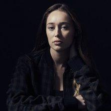 Fear the Walking Dead 4: Alycia Debnam-Carey è Alicia Clark