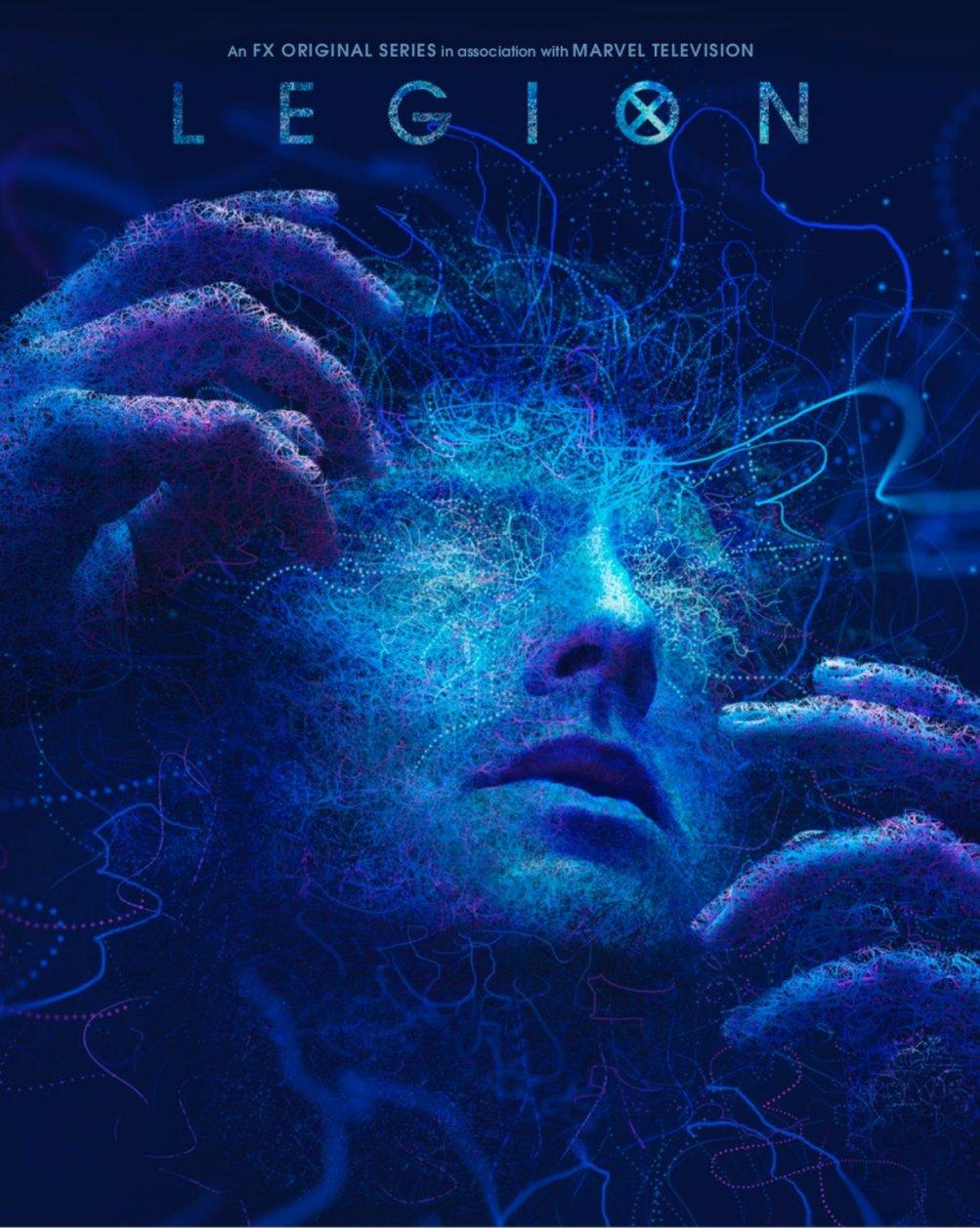 Legion: un poster della stagione 2