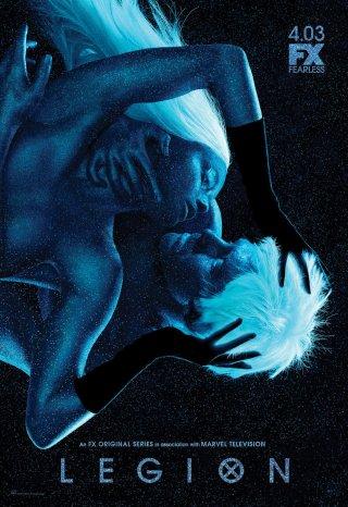Legion: un elegante poster della stagione 2