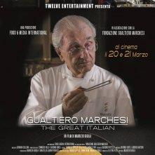Locandina di Gualtiero Marchesi – The Great Italian