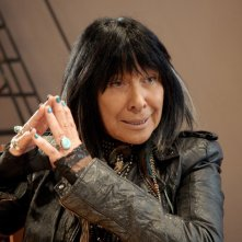 Rumble - Il grande spirito del rock: Buffy Sainte-Marie in un'immagine del documentario