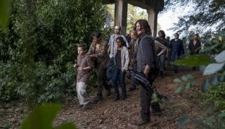 "The Walking Dead: Norman Reedus nell'episodio ""Dead or Alive Or"""