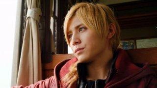 Fullmetal Alchemist: Edward nel film live action