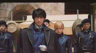 Fullmetal Alchemist: gli alchimisti di stato nel film live action