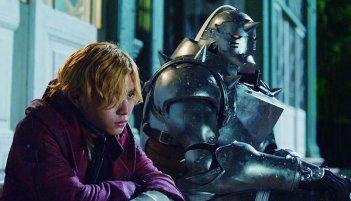 Fullmetal Alchemist: Ed e Al in una scena del film live action