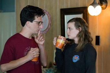 Love: Gillian Jacobs e Paul Rust in una scena della terza stagione