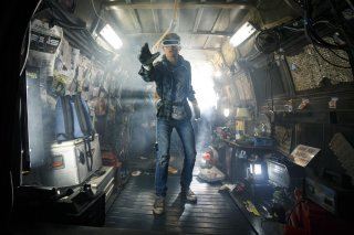 Ready Player One: Tye Sheridan in una foto del film
