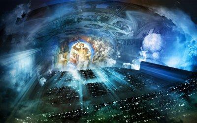 Giudizio Universale: I segreti dalla Cappella Sistina. Con Sting e Favino