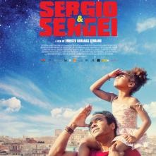 Locandina di Sergio e Sergej - Il professore e il cosmonauta
