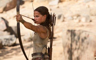 Tomb Raider: la nuova Lara Croft porta il divertimento dei videogiochi al cinema