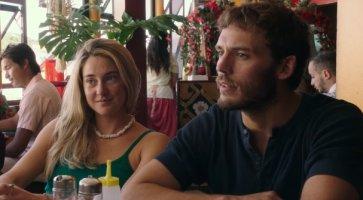 Adrift Il Trailer Del Film Con Shailene Woodley E Sam Claflin