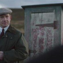 Ghost Stories: Martin Freeman in un momento del film