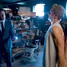 X-Files: David Duchovny in un momento dell'episodio Nothing Lasts Forever