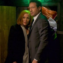 X-Files: Gillian Anderson e David Duchovny in Nothing Lasts Forever