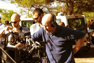 Contromano: Antonio Albanese sul set del film