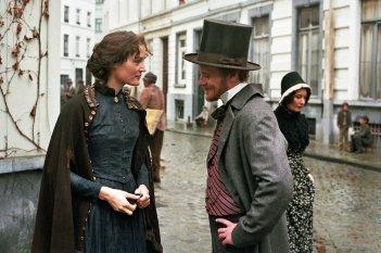 Il giovane Karl Marx: Stefan Konarske e Vicky Krieps in un momento del film