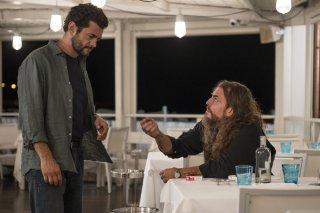 Quanto basta: Vinicio Marchioni e Mirko Frezza in una scena del film
