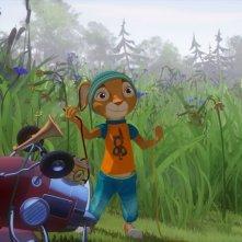 Rabbit School - I Guardiani dell'Uovo d'Oro: un'immagine del film animato