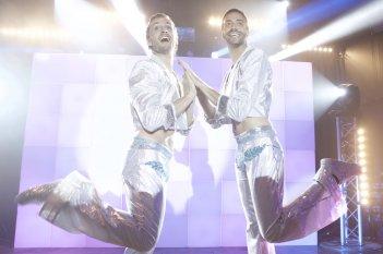 Sposami, stupido!: Philippe Lacheau e Tarek Boudali in un'immagine del film