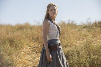 Westworld: Evan Rachel Wood in una foto della seconda stagione