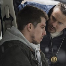 Seven Seconds: Beau Knapp e David Lyons in una foto della serie