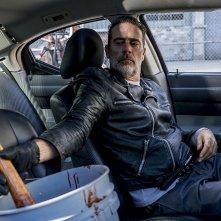 The Walking Dead: Jeffrey Dean Morgan nell'episodio The Key