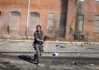 The Walking Dead: una scena dell'episodio The Key con Andrew Lincoln