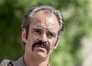 The Walking Dead: Steven Ogg nell'episodio The Key