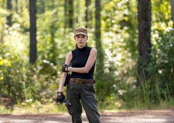 The Walking Dead: una scena dell'episodio The Key