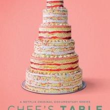 Chef's Table: Pasticceria, il poster della serie