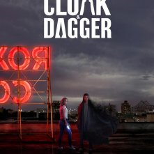Cloak and Dagger: il poster del film