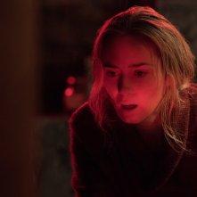 A Quiet Place - Un posto tranquillo: Emily Blunt in una scena del film