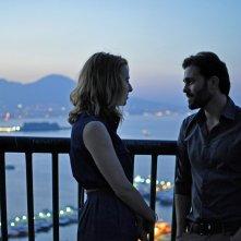 Era giovane e aveva gli occhi chiari: Federica De Benedittis e Mario Di Fonzo in un momento del film
