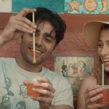 Era giovane e aveva gli occhi chiari: Federica De Benedittis e Mario Di Fonzo in un'immagine del film