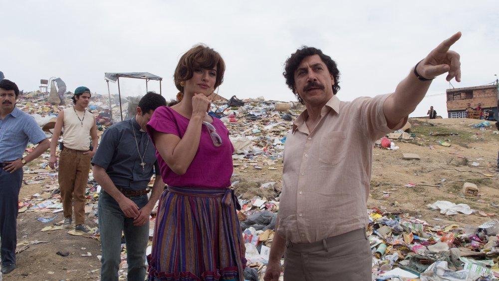 Escobar   Il Fascino Del Male Javier Bardem Penlope Cruz