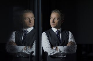 Ghost Stories: Martin Freeman in un'immagine del film