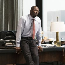 Molly's Game: Idris Elba in una scena del film