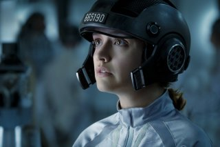 Ready Player One: Olivia Cooke in una scena del film