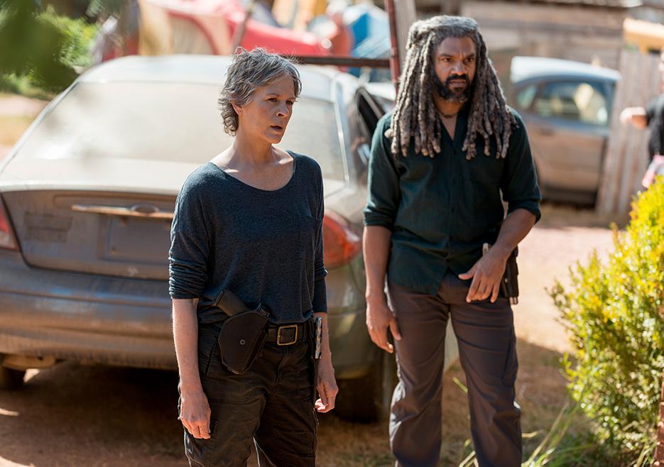 The Walking Dead Episode 813 Carol Mcbride 935