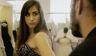 Wajib - Invito al matrimonio: Maria Zreik e Saleh Bakri in un'immagine del film